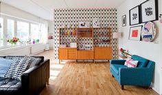 Акцентная стена в интерьере: 45 идей | Sweet home