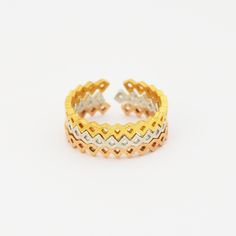 S.E.E - Bague Couronne SEE - Collection SEE N°1 - www.seecollection.com