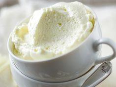 Mousse au chocolat blanc - La Table à Dessert