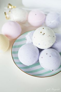 Bath bombs are SO MUCH FUN to make and customize at home with essential oils, colorants, and special add-ins.