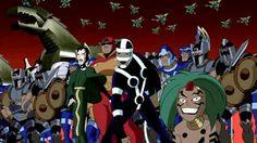 Darkseid's Female Furies,elite demons serving as his personal guard
