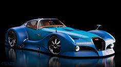 2015 Bugatti Atlantique Concept Designed by Alan Guerzoni Bugatti Veyron in an amazing supercar and technically could one of best of in the World,. Bugatti Veyron, Bugatti Cars, Ferrari, Supercars, Dream Cars, Design Autos, Automobile, Futuristic Cars, Sweet Cars