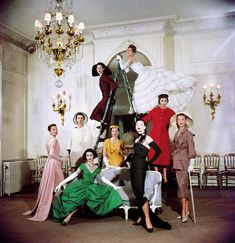 House of Dior  70 years of Christian Dior collections – in pictures c8796f3880e