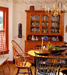 Home Tours 2010   Country Sampler Or maybe this for the Dining Room?