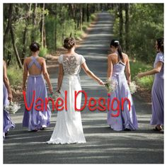 Bridesmaid dress Infinity convertible  dress summer by VanelDesign, $69.00