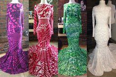 Formal gowns - Varu designs