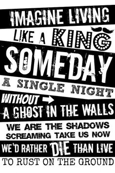 King for a day by Peirce the Veil and Kellin Quinn