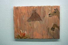 """En el Oeste"", Cristina Lama #Expsición ""Alrededores"" #JMGalería #Málaga #Arte #Art #ContemporaryArt #ArteContemporáneo #Arterecord 2016  https://twitter.com/arterecord"