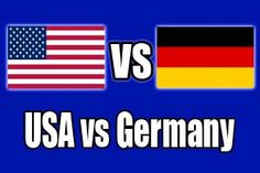 Watch USA vs Germany FIFA World Cup 2014 Live Streaming. Germany won, 1-0. :D What a goal by Muller!