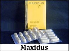 Maxidus is one of the finest sex enhancement product available in the market. It is a typical part of aural and herbal product that helps People to fight with the ill effects of poor sexual health. @ http://www.chinapenispills.com/male-enhancement-pills/maxidus.html