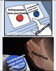 Aquarius Funny, Aquarius Traits, Astrology Aquarius, Aquarius Quotes, Zodiac Sign Traits, Zodiac Signs Astrology, Zodiac Signs Horoscope, Zodiac Star Signs, Zodiac Signs Aquarius