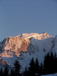 Mont_Blanc from St Gervais