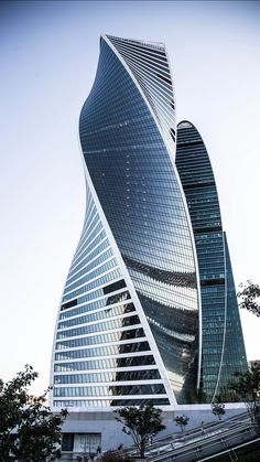 Evolution Tower, Moscow-Russia. 245.9 m | ph : © GURken-Ivan Grigoriev