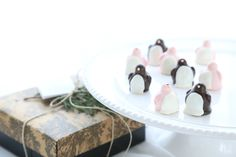 Love Birds Chocolate Cordial Cherries