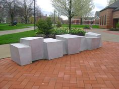 public outdoor furniture - Google Search Dining Room Bench Seating, Corner Seating, Cafe Seating, Booth Seating, Public Seating, Banquette Seating, Floor Seating, Lounge Seating, Garden Seating