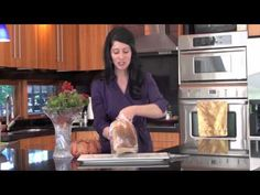 Food Storage Recipes and Food Storage Videos: Fresh Bread...Frozen