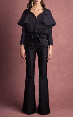Coralee Capeline Shirt by JOHANNA ORTIZ for Preorder on Moda Operandi