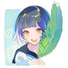 Character Design Girl, Character Concept, Character Art, Kawaii Anime, Anime Drawing Styles, Mermaid Melody, Digital Art Girl, Ecchi, Anime Art Girl
