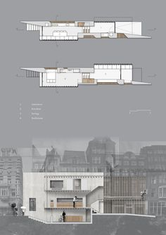Portfolio of works by Max van der Westerlaken, master student in architecture at the Eindhoven University of Technology.