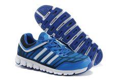 Adidas Caterpillar Series 6.0 Männerschuhe Blau Weiß
