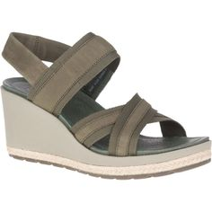 A new sandal fit to maintain up with your day-to-day. With a leather wrapped COMFORTBASE� Active footbed technology for comfort, leather and flexible uppers on a wedge platform and a plastic outsole, the Kaiteri Sand wedge Strap keeps you shifting forward. #platformpumpsbeige #platformpumpsoutfit #platformpumpsclassy #platformpumpsanklestraps #chunkyplatformpumps #maryjaneplatformpumps Kid Shoes, Shoes Heels Boots, Me Too Shoes, Heeled Boots, Strap Sandals, Wedge Sandals, Wedge Shoes, Old Lady Shoes, Platform High Heels