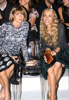 Franca Sozzani: 'It's the people in fashion who make fashion ridiculous' - Telegraph