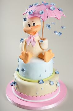 Whimsy Duck - The Americas Cake and Sugarcraft Fair - Hosted by Satin Ice