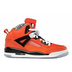 hot sale online a7bb3 48b46 315371-805 Air Jordan Spizike Knicks Orange Black White A23018