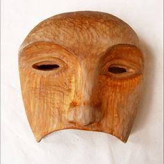 Shaman Mask. $600.00, via Etsy.