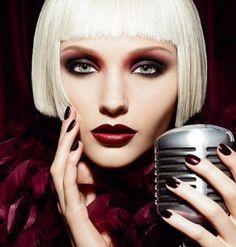 Wine makeup