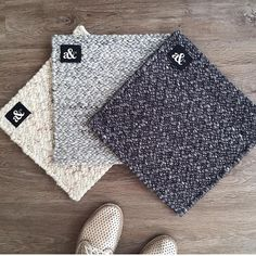 @armadilloandco has released its new Sherpa weave avail in sand, pumice + charcoal
