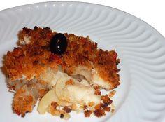 Arroz de Minhoca: Bacalhau com Broa
