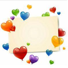 ●♡● Happy Birthday Celebration, Happy Birthday Images, Birthday Greetings, Birthday Wishes, Birthday Cards, Borders For Paper, Borders And Frames, Frame Border Design, Kids Background