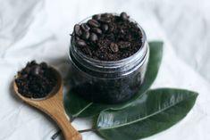 Tighten & Tone: Homemade Coconut Coffee Body Scrub