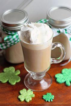 Running from the Law: Lucky (Recipe) Linkup - Homemade Bailey's Irish Cream