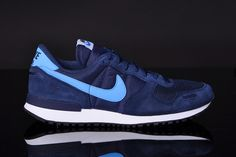 Nike Air Vortex Retro (Mid Navy/University Blue-White-Black)
