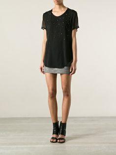 3.1 PHILLIP LIM - embellished T-shirt