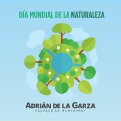 En este Día Mundial de la Naturaleza admiremos los bellos paisajes que nos regalan sus variedades de flora y fauna, somos afortunados pues nos brinda todos los recursos que necesitamos para sobrevivir, hagamos conciencia y cuidemos de ella.