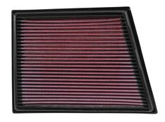 K&N reusable air filter for 2014-2015 Mini Cooper 1.5L, Mini Cooper S 2.0L, and BMW Active Tourer models