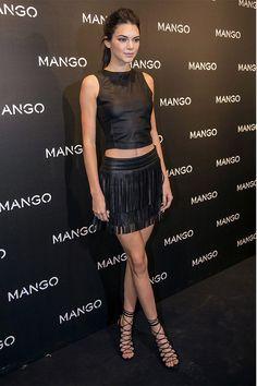 Look Fiestero - Kendall Jenner | #BlogAndrea