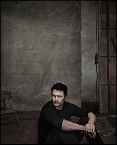 James Franco by Dan Winters