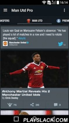 Man United App - 90min Edition  Android App - playslack.com ,  Do you eat, sleep and drink Man United? The 90min - Manchester United App is a must have for every real fan! This is the complete football app for all the latest-breaking Manchester United news, transfer rumours, fixtures, results, tables, live scores, and more straight to your phone. Features:• Live feeds with the most up-to-date soccer news, tailored specifically for you• The best of European football tournaments like Champions…