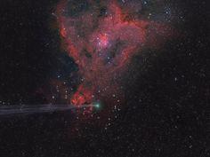 Planetas, cometas y asteroides