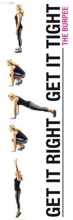 Once you add this burpee sequence to your fitness workout, you will definitely not regret it!