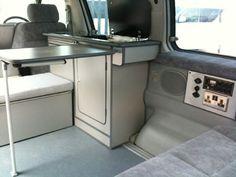 Mazda Bongo 2.5 4 Berth Camper