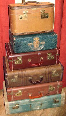 Suitcases Packed | Denise Foor Studio PA