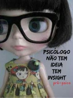 Resultado de imagen para my blythe doll collection wavy hair and glasses Psychology Facts, Cute Dolls, Blythe Dolls, Wavy Hair, Awesome Stuff, Random Stuff, Humor, Image, Collection