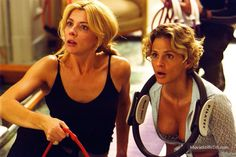 Maid in Manhattan - Publicity still of Natasha Richardson & Amy Sedaris. The image measures 3000 * 2000 pixels and was added on 2 November Maid In Manhattan, Natasha Richardson, Amy Sedaris, Liam Neeson, Lindsay Lohan, Romantic Movies, European Fashion, Famous People, Celebrities