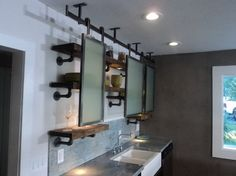 Upcycled Vintage - eclectic - kitchen - sacramento - Creative Eye Design + Build, LEED AP, CGBP