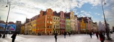 Wrocław, Poland - Wroclaw is a host city for the FIVB Men's World Championship Poland 2014 #volleyball